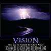 vision by admin in Demotivational posters